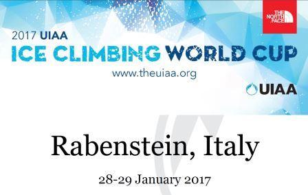 UIAA ICE CLIMBING WORLD CUPS, Rabenstein