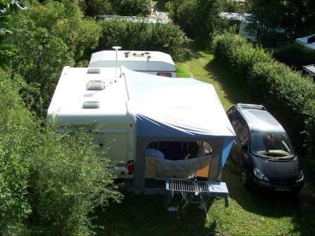 Le Grand Champ, camping