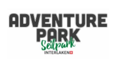 Interlaken, adventure park (seilpark)