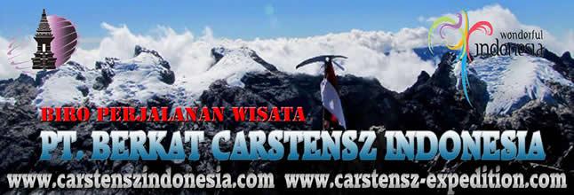 Carstensz Pyramid Expedition,  tour operators