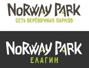 """Norway Park """"Elagin"""", rope park"""