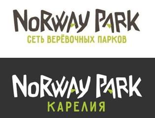 Норвежский парк «Карелия», веревочный парк
