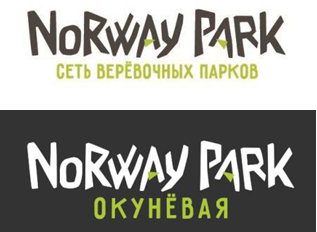 "Norway Park  ""Okunevaya"", rope park"