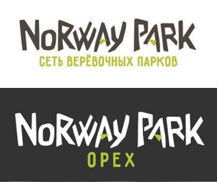 "Norway Park ""Oreh, rope park"