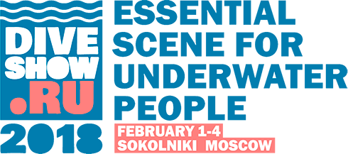 Moscow Dive Show 2018, 01 — 04.02.2018