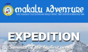 Makalu Adventures, travel agency
