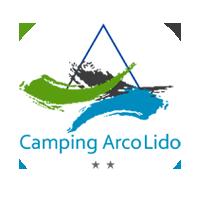 Arco lido, camping