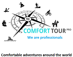 COMFORTTOUR.pro , туристическая  компания