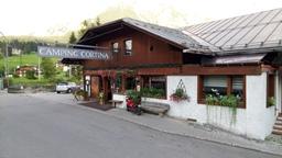 Cortina, camping