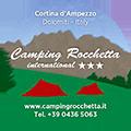 Rocchetta, camping