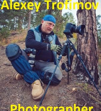 Alexey Trofimov, photo tours and photo expeditions to Lake Baikal
