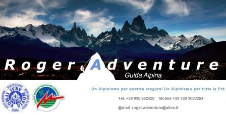Ruggero Andreoli, mountain guide