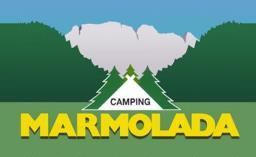 Marmolada, camping