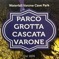 Cave Park Varone waterfall